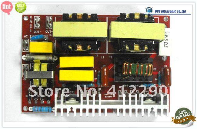 100W/28khz Ultrasonic Generator PCB 110V CE and FCC certification<br><br>Aliexpress
