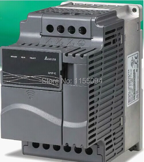 VFD022E23A Delta VFD-E inverter AC motor drive 3 phase 220V 2.2KW 3HP 11A 600HZ new in box<br>