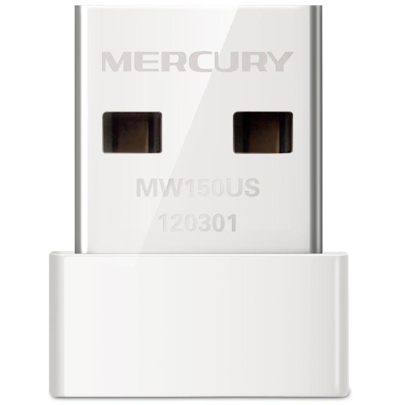 Mercury Wireless Card MW150US MINI USB Desktop Wifi Receiver Wireless Network Adapter Notebook WiFi Receiver Transmitter(China (Mainland))