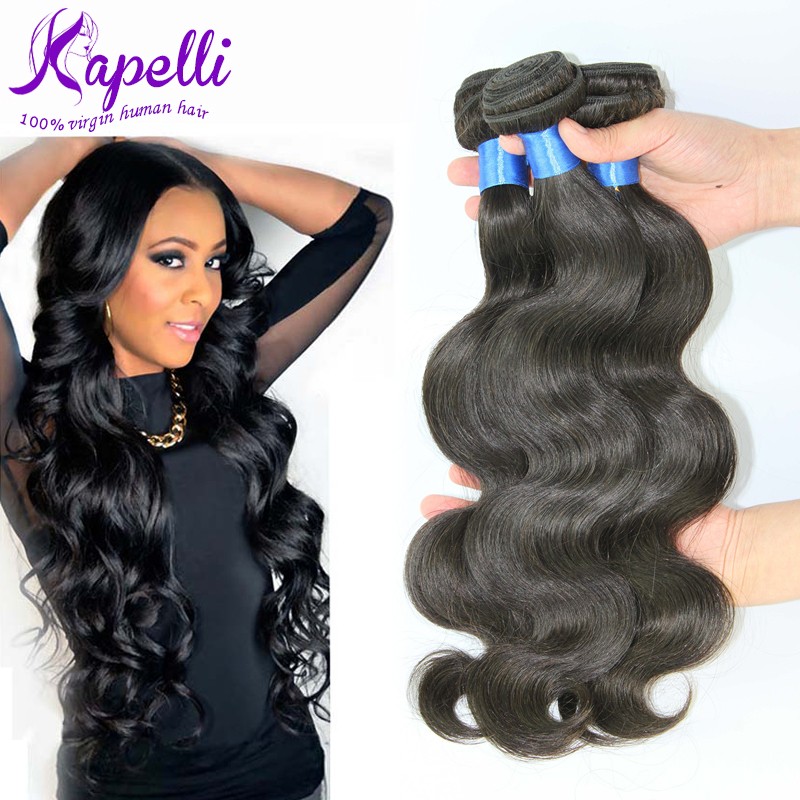 Top Unprocessed 7A Peruvian Virgin Hair Body Wave 3pcs/lot Cheap Human Hair Extensions Body Wave Natural Color prices in euros(China (Mainland))