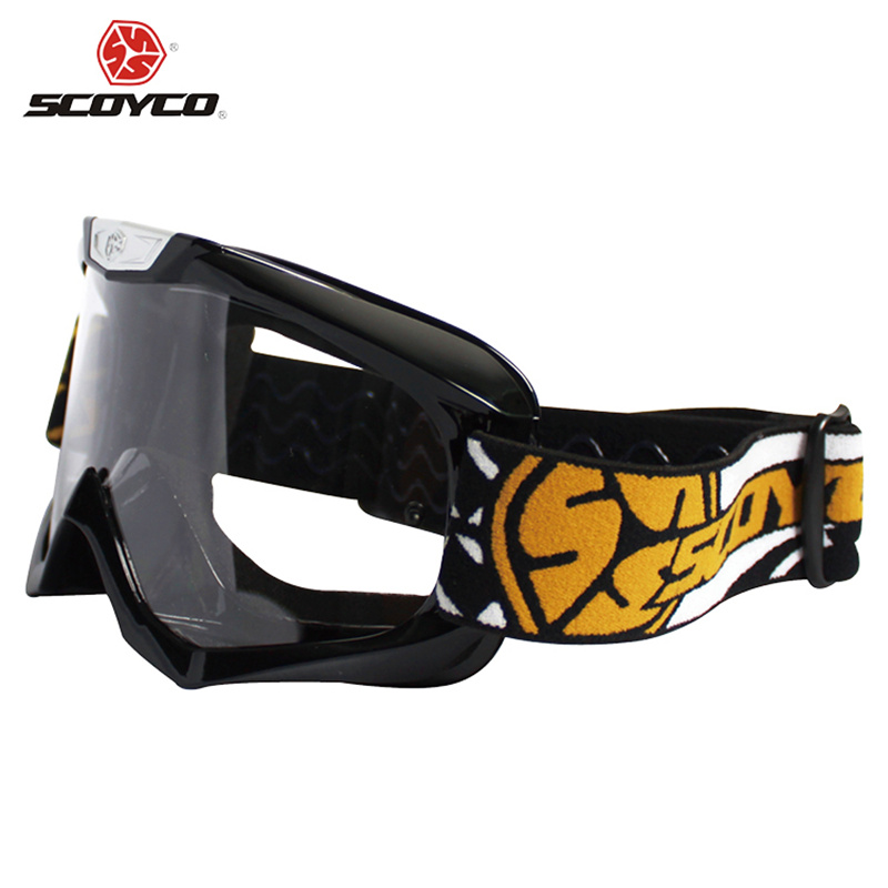 SCOYCO Ski Snowboard Airsoft Paintball Game Glasses Motorcycle Riding Goggles Motocross Off-Road MX Dirt Bike Racing Eyewear(China (Mainland))