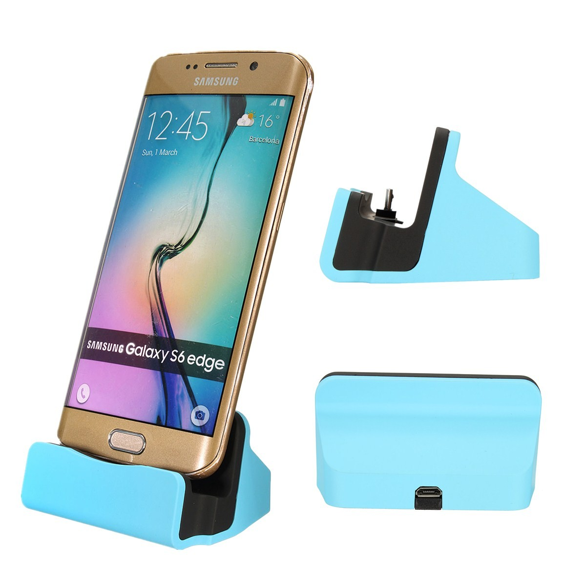 Micro USB Charger Dock Stand Station For Samsung Galaxy For Xiaomi For HTC Android Smartphone Charger Station(China (Mainland))