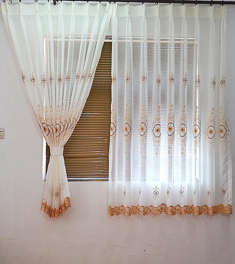 vorh nge fenster kurz m belideen. Black Bedroom Furniture Sets. Home Design Ideas