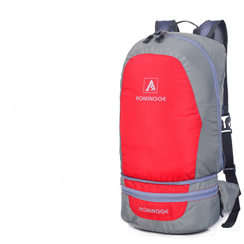 11L Unisex Sport Waterproof Camping Mountaineering Hiking Backpack Cycling Bicycle Bike Bag Folding Backpack(China (Mainland))