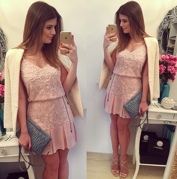 Женское платье Siebel 2015 v /vestidos LYQ8167