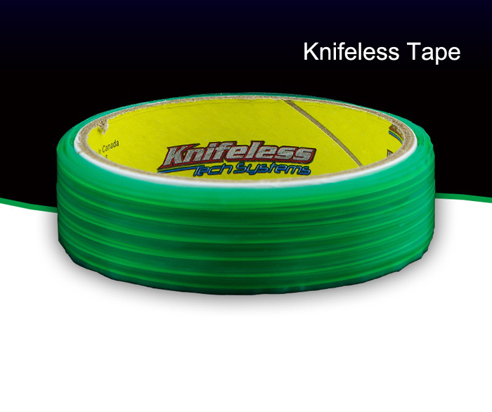 2pcs Free shipping Knifeless Tape Finish Line Tapes Cut Knife Auto Car Sticker Vinyl Film Cutting Tools Size 0.35cmx5000cm(China (Mainland))