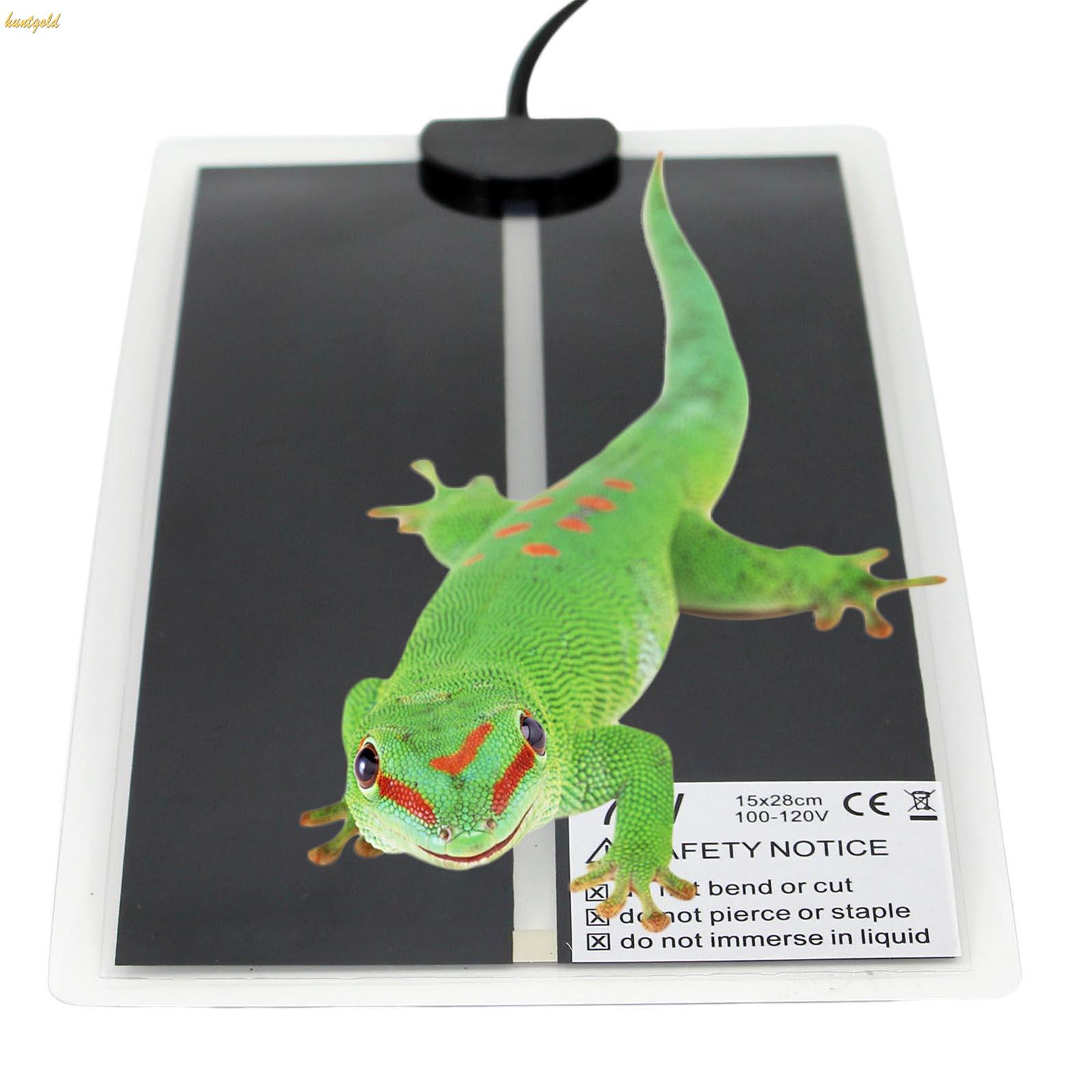 Hot selling warmer bed mat pad for reptile pet heating for Hot dog heating pad