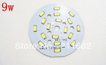10pcs 9W 5630 / 5730 Brightness SMD Light Board Led Lamp PCB Panel for Led Bulbs Light