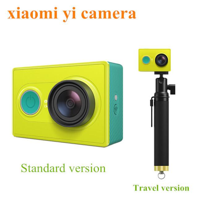 Xiaoyi действий камеры сяо Yi Wifi спорт водонепроницаемый видео камерой 1080 P HD камара SJ4000 стиль оригинальный Xiaomi ю . и .