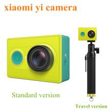 Xiaoyi Action Camera Xiao Yi Wifi Sport Waterproof Video Cam 1080P HD Camara SJ4000 Style Original