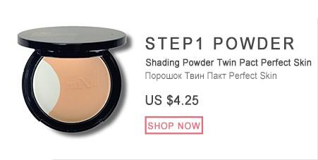 Rosalind Professional Face Makeup Two-Цвет Bronzer & Highlighter Powder Trimming ...