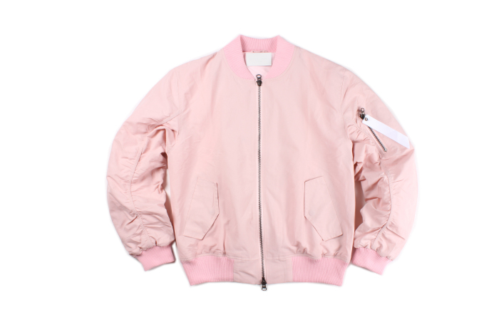Online Buy Wholesale pink flight jacket from China pink flight