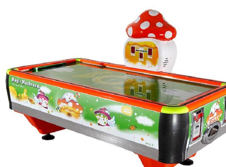 Air Hockey Mini Mushroom Game