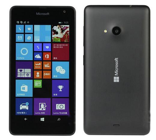 "Nokia Lumia 535 Quad Core Dual SIM Qualcomm 5.0"" Touch Screen 5MP Camera WCDMA 3G Window Phone(China (Mainland))"