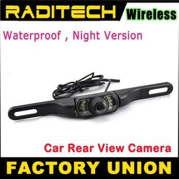 Night Vision Water Proof IR wireless Rear View Camera reverse camera