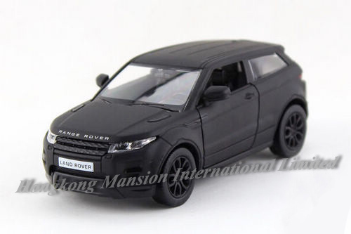 136 Matte Black Car Model For Range Rover Evoque (2)