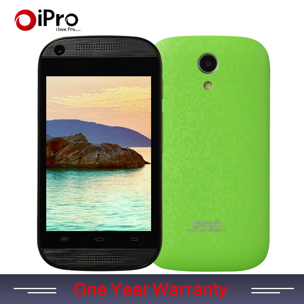 IPRO Brand Original I9355A MTK6571 SpanishWCDMA 3G Smartphone Android 4.4 Mobile phone 4GB ROM Dual Core 3.5 Inch cell phones(China (Mainland))