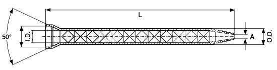 Электрические контакты MS 9,3/24 , MS-9.3-24