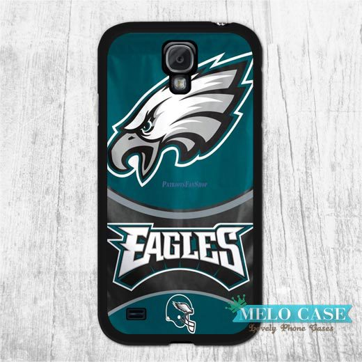 Philadelphia Eagles Case For Samsung Galaxy S5 S4 S3 mini Note 4 3 Win i8552 Classic American Football Phone Cover Wholesale(China (Mainland))
