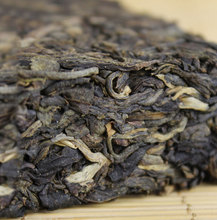 R Free Shipping 2007 Old Puer Tea Raw Pu Er Brick Zhong Cha Brand High