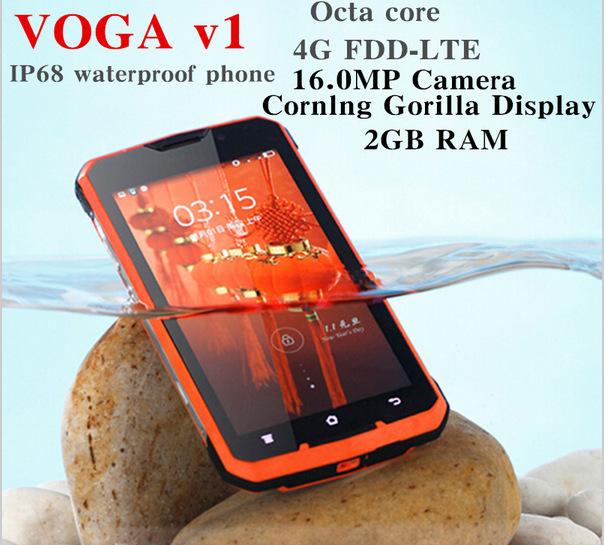IP68 waterproof dustproof shockproof celular android waterproof dustproof phone smartphone