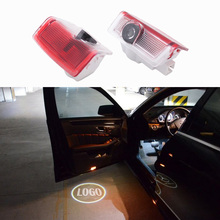Mercedes -benz W204 S212 W212 W176 W166 E B C ML Class LED Car Door Welcome led Projector Logo Light - AUXITO STORE store