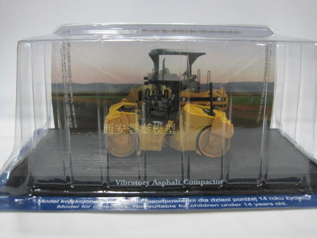 Model 1/64 4 AMER pressure road car COM Walec wibracyjny do asfaltu alloy(China (Mainland))