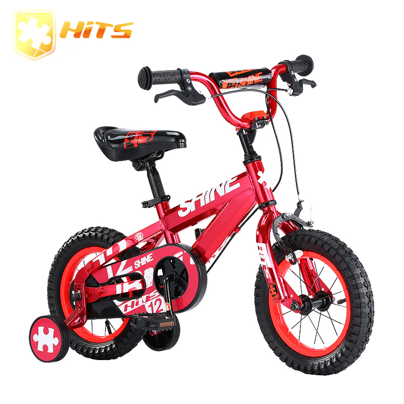 HITS Shine 12 Child Bike Kid Bicycle Cycling Safety For Children Age 20 Month To 4 Years Old Health Bicycle 5 Colors(China (Mainland))