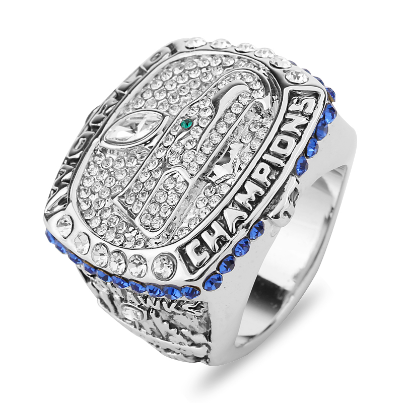 Top Grade Luxury Crystal 2013 Seattle Seahawks Football Super Bowl Championship Rings Classic Souvenir Steampunk Gothic Men Ring(China (Mainland))