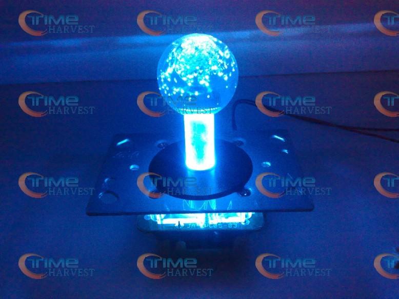 blue led joystick