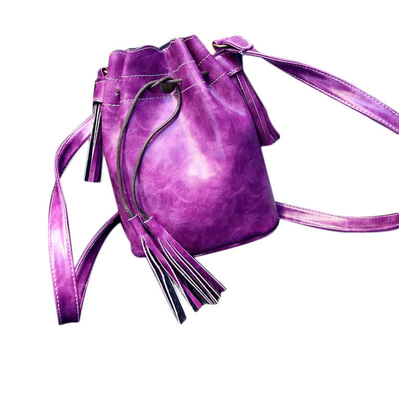 6 Styles 2016 New Fashion Girls Womens Handbag Shoulder Bag Tassel Messenger Hobo Bag Purse Satchel Free Shipping High Quality(China (Mainland))