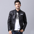 Free Shipping 2014 Men's Double Hoodie Jacket Special Design Men Korean Style Blazer Suit Winter Male Clothing AQ80020