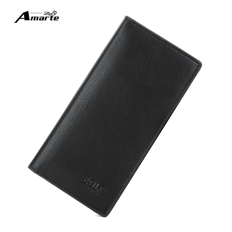 2017 New Men Wallets Vintage PU Leather Goods Manual Male Purse carteira masculina Free Shipping Fashion Men Clutch Wallets(China (Mainland))