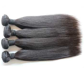 "Boss Recommend REMY Virgin Indian Hair Straight 6A Top Quality Unprocessed Hair Weft Straight 18"" -30"""
