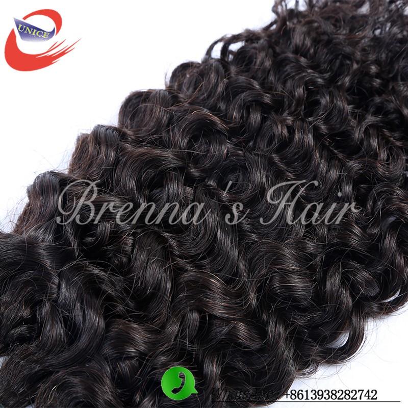Hot selling 7A Human brazilian hair weave bundles deep brazilian deep wave hair natural Brazilian virgin weave hair extension