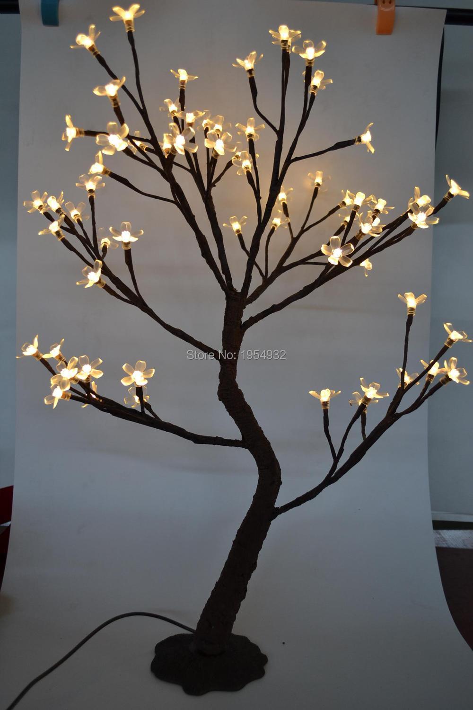 indoor outdoor 64 led cherry blossom tree light in 70cm. Black Bedroom Furniture Sets. Home Design Ideas