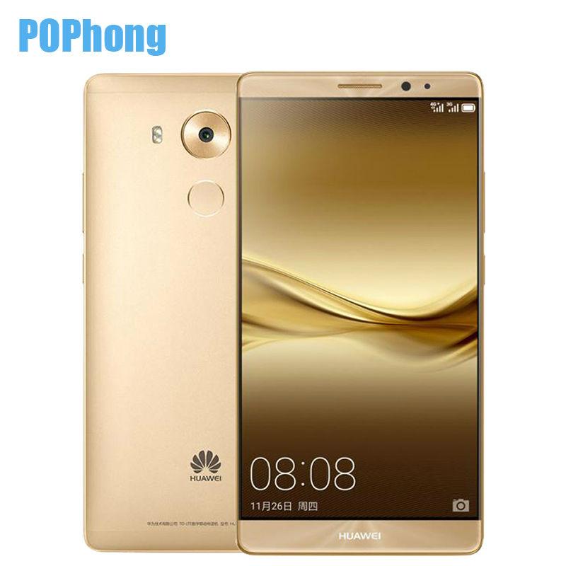 HUAWEI MATE 8 NFC Fingerprint 6 inch Mobile Phone 4GB RAM 64GB ROM Octa Core Kirin 950 LTE Dual SIM(China (Mainland))