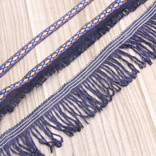 Buy New ArrivL! 2M/Lot 3 Size Handmade Patchwork Tassel Lace Ribbon Cotton Material Home Wedding DIY Sewing Crafts Decoration for $1.20 in AliExpress store
