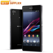 "2016 Hot selling Original Unlocked Sony Xperia Z L36h C6603 5.0"" Quad-Core 2G RAM 16GB ROM 13.1MP NFC GPS phone Shipping(China (Mainland))"