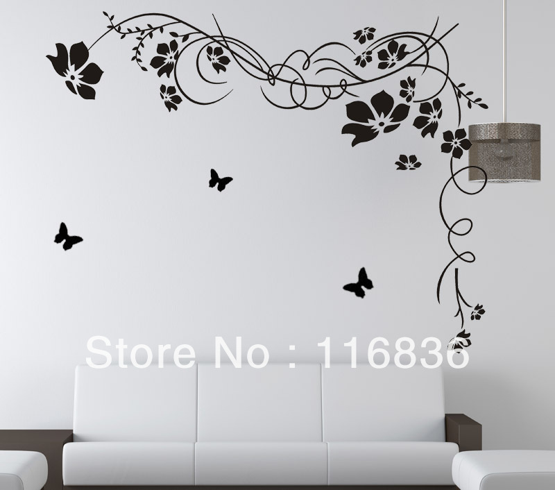 Amazing Large Wall Stickers For Living Room   All About Wall Stickers Large Wall  Stickers For Living Room ...