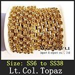 Light Colorado Topaz xz013