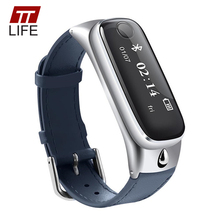 New TTLIFE Smart Watch Sports Smart Watch Sleep Monitor Call Reminder Bluetooth Headsets Earphone for IOS Android(China (Mainland))