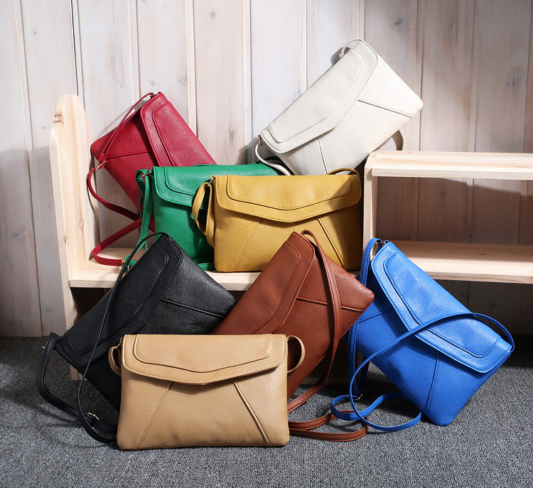 2015 Small Envelope Women Messenger Bags Fashion Elegant Women's Handbags Shoulder Bag Promotional Vintage Women Bag(China (Mainland))