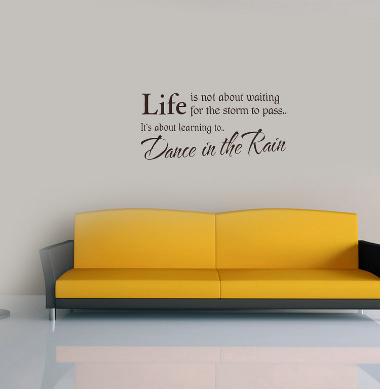 Life is Not a Waiting Room Life is Not About Waiting