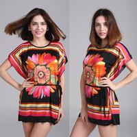 Женские блузки и Рубашки KASY  KZ412 13 o 2015 camisetas mujer