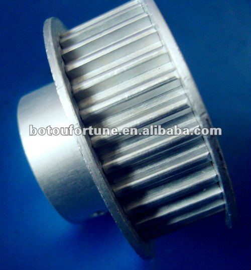 T5 timing pulley with 25mm width 20 teeth and 25mm belt width T5 timing belt(China (Mainland))