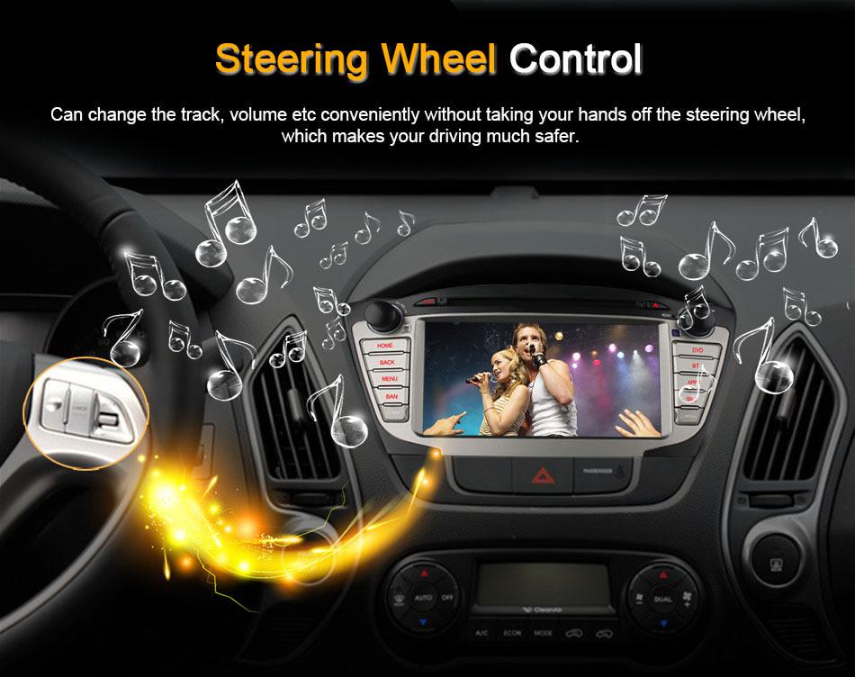 NEW1024*600 2G RAM For Hyundai iX35 Tucson 2009 2010 2011 2012 2013 2014 2015 Android 4.4 quad core car dvd gps radio stereo(China (Mainland))