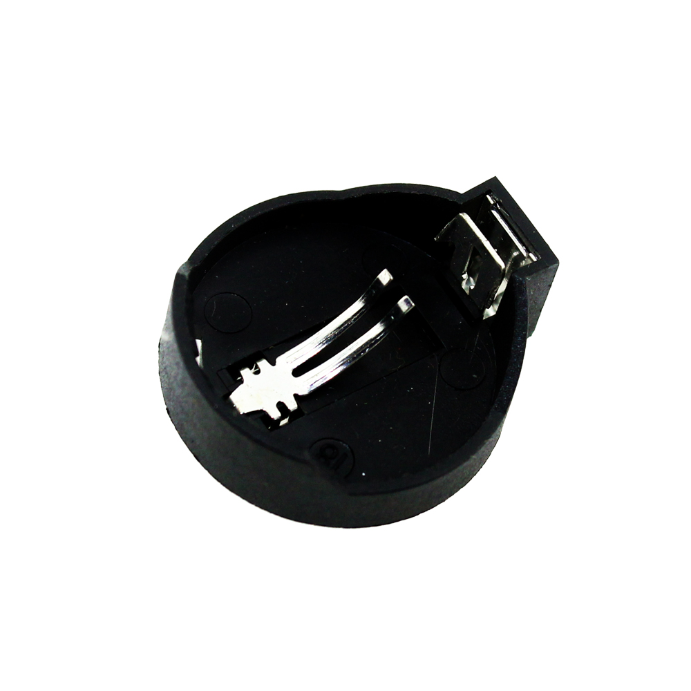 Free Shipping , 10pcs/lot battery holder Original Battery Button Cell Holder Socket Case CR2032 cr2025 ,(China (Mainland))