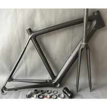 Buy SmileTeam Super Light 700C Road Bike Full Carbon Frame Fork UD Matte China Factory Cheap Carbon Frame Carbon Bicycle Frame for $279.36 in AliExpress store