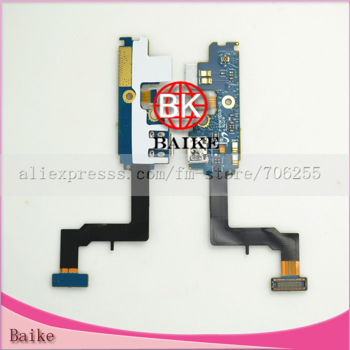 REV 2.2 OEM Flex for Samsung Galaxy S2 Ii I9100 USB Dock Charging Charger Port Connector Microphone Flex Cable(China (Mainland))